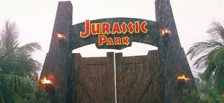 AS FILMAGENS DO JURASSIC PARK ORIGINAL COMEÇARAM EM 24 DE AGOSTO DE 1992